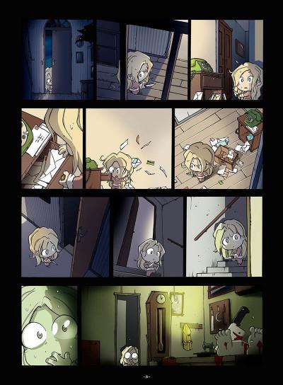Page 4 La vie de Norman tome 3