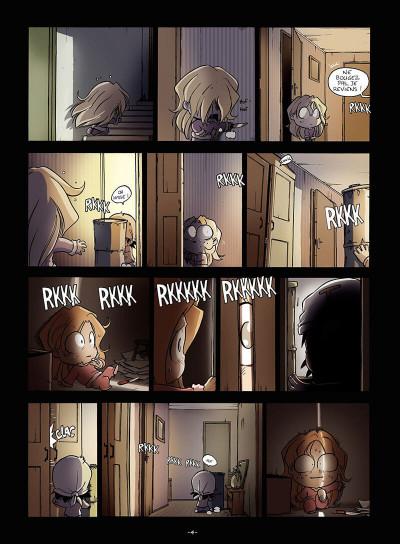 Page 5 La vie de Norman tome 3