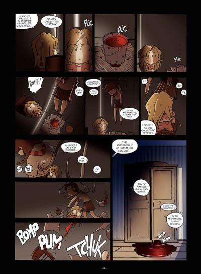 Page 6 La vie de Norman tome 3