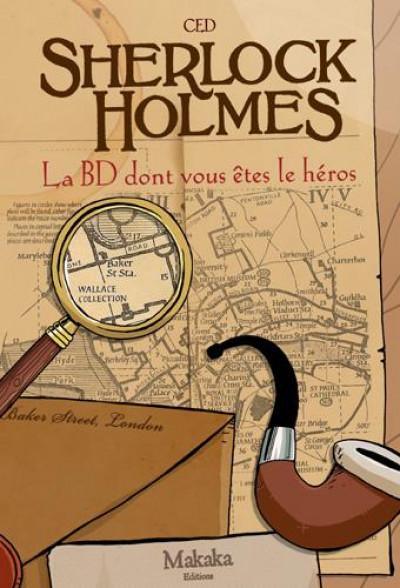 Couverture Sherlock Holmes T.1