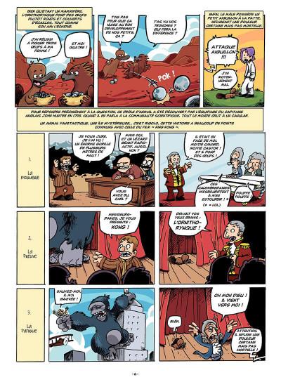 Page 7 wikipanda ; encyclopédie animalière farfelue