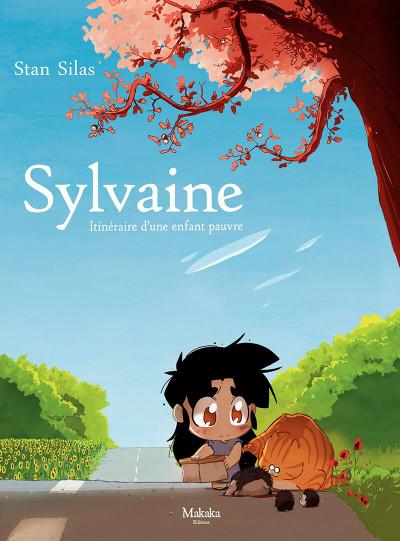 Couverture Sylvaine tome 1 - itinéraire d'une enfant pauvre