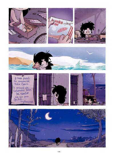 Page 6 Sylvaine tome 1 - itinéraire d'une enfant pauvre