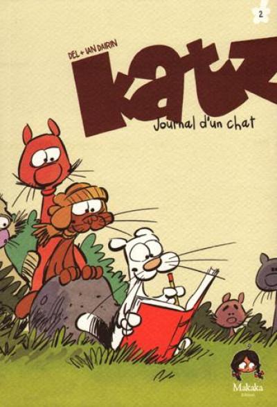 image de Katz - journal d'un chat tome 2