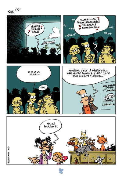 Page 4 Katz - journal d'un chat tome 2