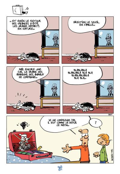 Page 7 Katz - journal d'un chat tome 2
