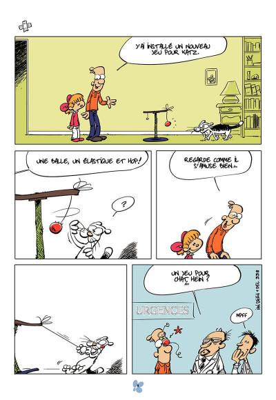 Page 8 Katz - journal d'un chat tome 2