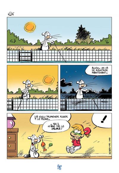 Page 4 Katz - journal d'un chat T.3