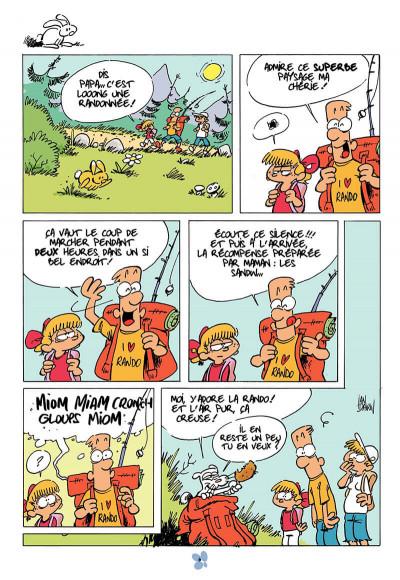 Page 7 Katz - journal d'un chat T.3