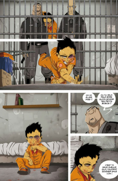 Page 3 Hold-up - journal d'un braqueur tome 2