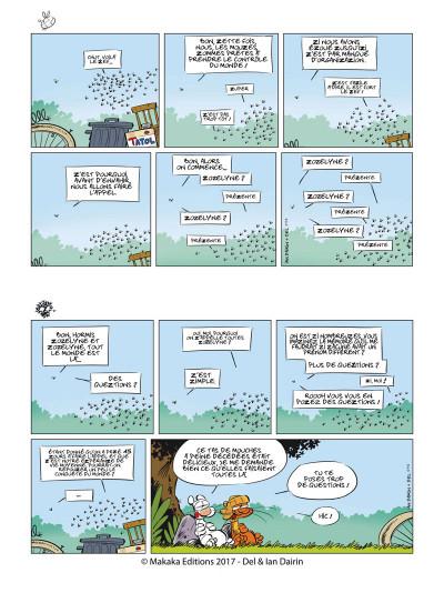 Page 2 Katz - Journal d'un chat tome 5