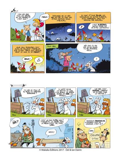 Page 3 Katz - Journal d'un chat tome 5