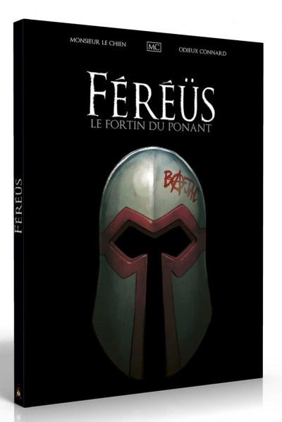 Couverture Féréus le fléau - Le fortin du ponant