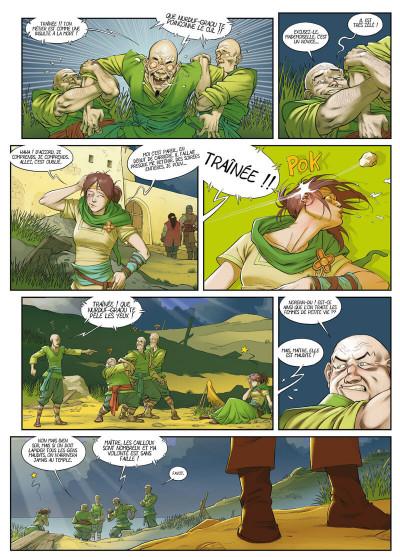 Page 4 Féréus le fléau - Le fortin du ponant