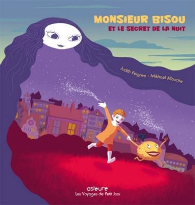 image de monsieur Bisou et le secret de la nuit