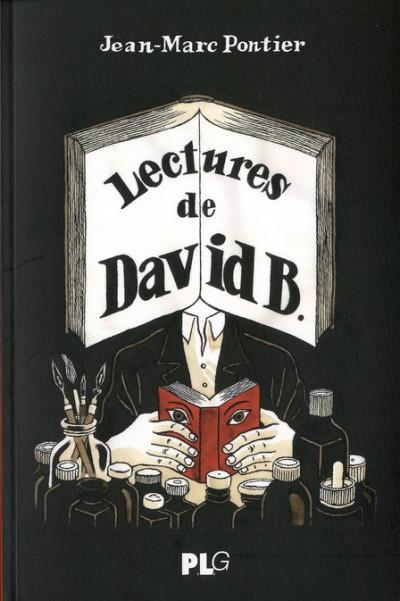 Couverture lectures de David B.