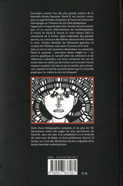 Dos lectures de David B.