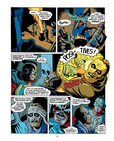 Page 0 Les aventures d'ultra-chômeur