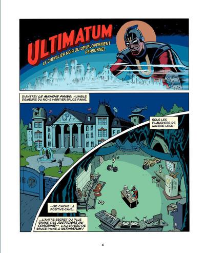 Page 6 Les aventures d'ultra-chômeur