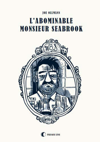 Couverture L'abominable monsieur Seabrook
