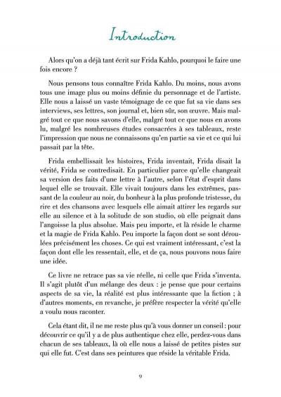 Page 0 Frida Kalho, une biographie