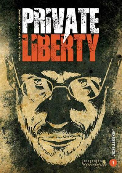 Couverture private Liberty tome 1 - l'échelle de Kent