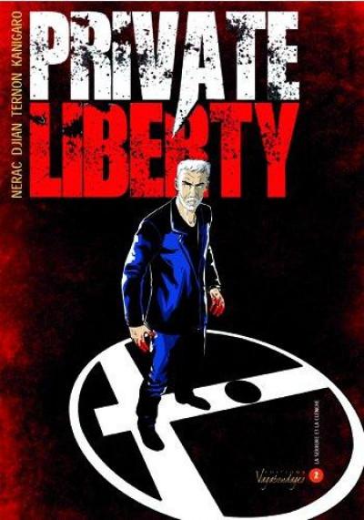 Couverture Private liberty tome 2