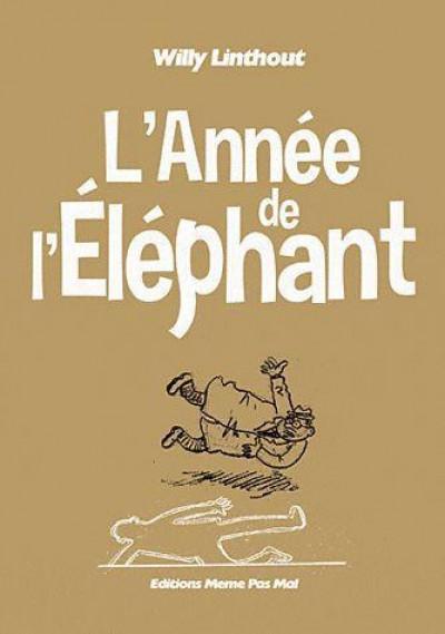 Couverture L'année de l'éléphant