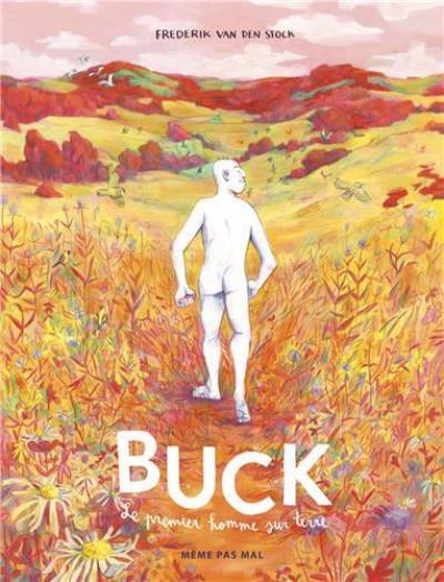 Couverture Buck - le premier homme sur terre