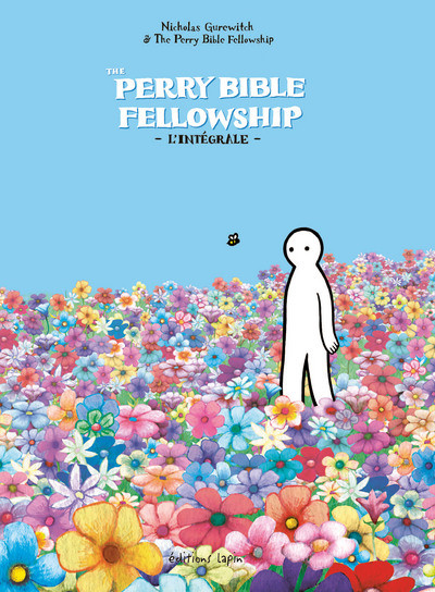 Couverture The perry bible fellowship - intégrale