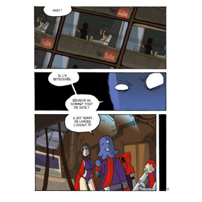 Page 1 Mecha No Ude - Reloaded