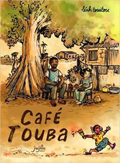 Couverture Café touba