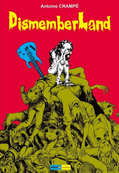 Couverture dismemberland