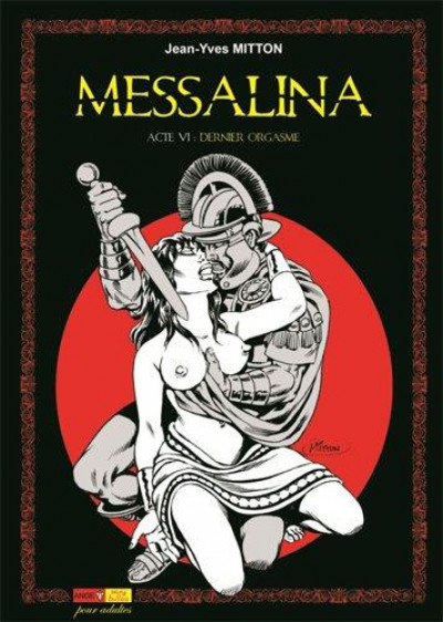 Couverture Messalina tome 6