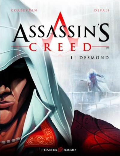 image de assassin's creed tome 1 - desmond