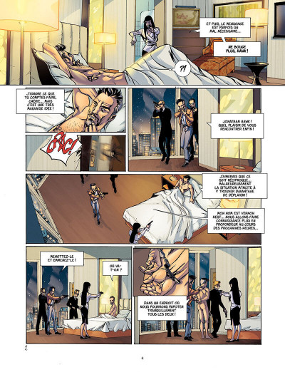 Page 5 Assassin's Creed Tome 6 - Leila