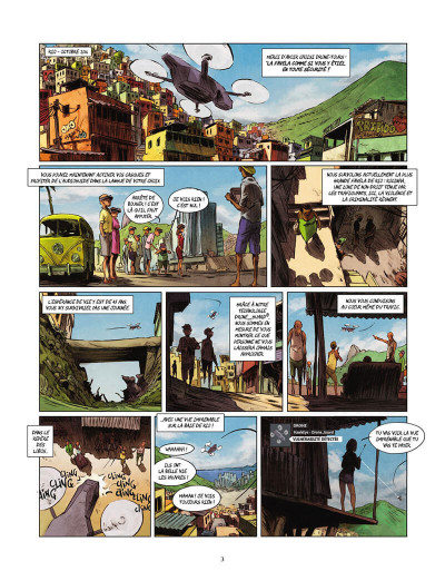 Page 3 Watch Dogs tome 1