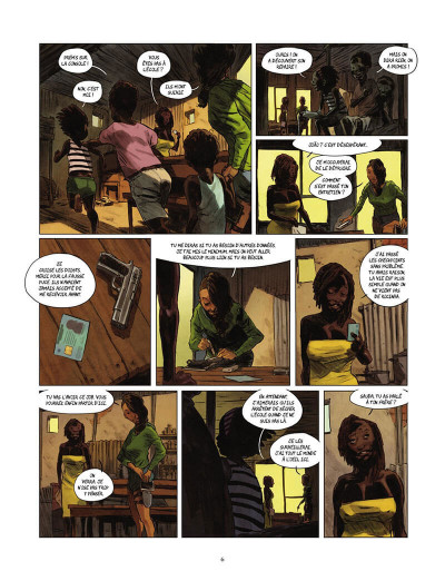 Page 6 Watch Dogs tome 1