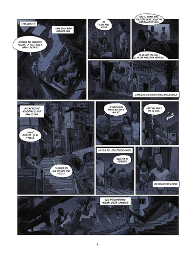 Page 8 Watch Dogs tome 1