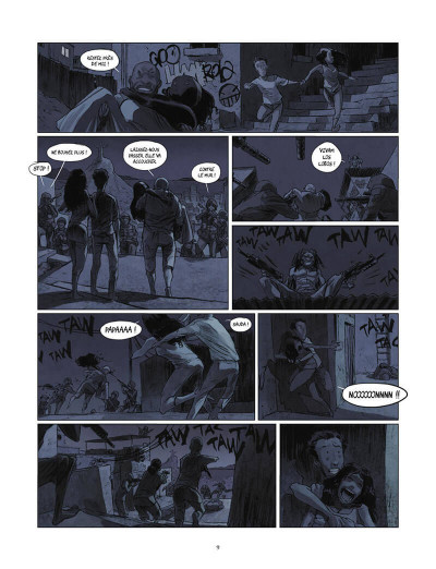 Page 9 Watch Dogs tome 1