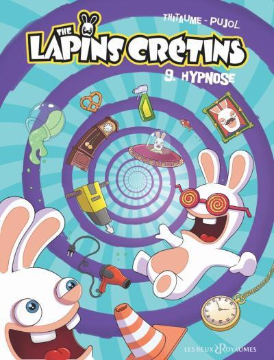 Lapins Crétins Tome 9 Hypnose Bdfugue Com