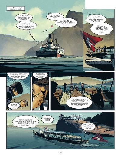 Page 0 Assassin's creed - Bloodstone tome 1