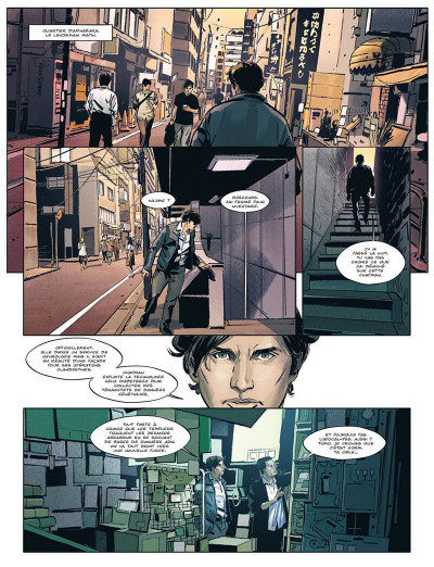 Page 8 Assassin's creed - Bloodstone tome 1