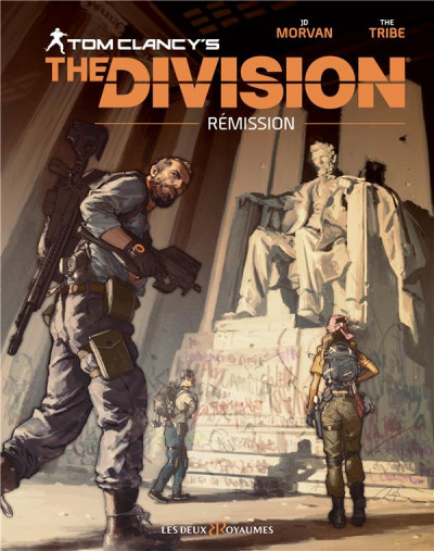 Couverture The division 2