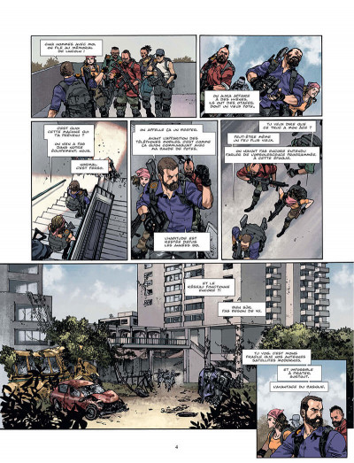 Page 1 The division 2