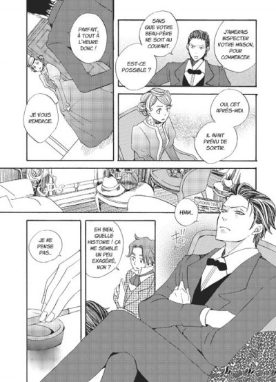 Page 2 Les Enquêtes de Sherlock Holmes