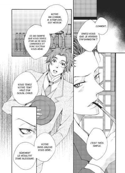 Page 3 Les Enquêtes de Sherlock Holmes