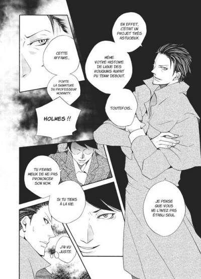 Page 4 Les Enquêtes de Sherlock Holmes