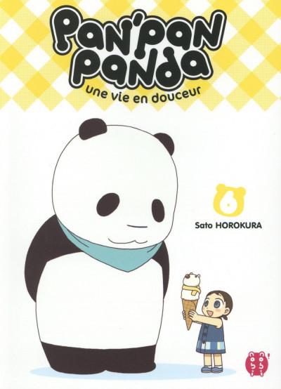 Couverture Pan'Pan Panda - une vie en douceur tome 6