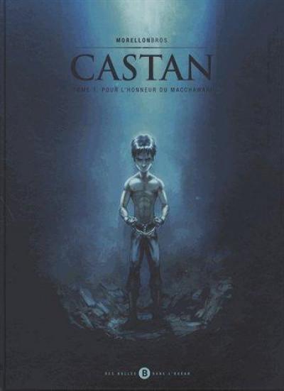 image de Castan tome 1 - Pour l'honneur du macchawari
